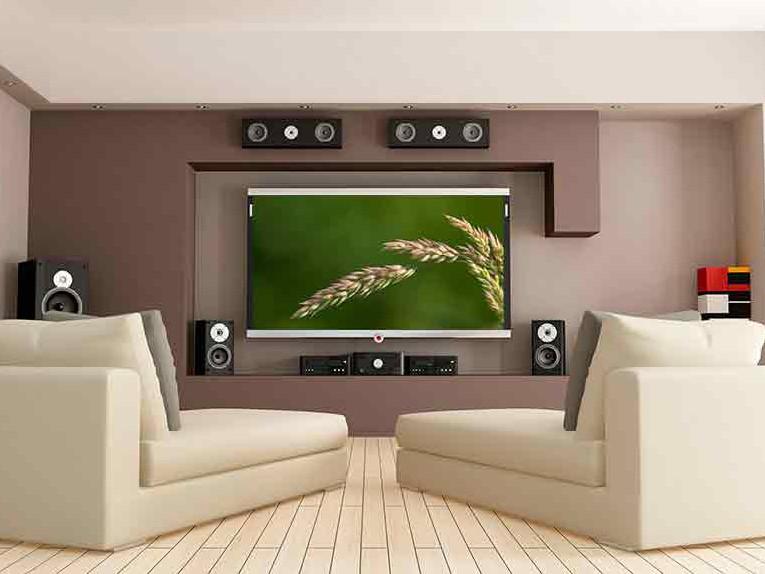 Audio visual Home Theatre